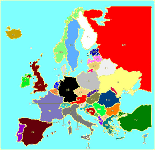 How can i select a country from a map c c sharp europeg gumiabroncs Images
