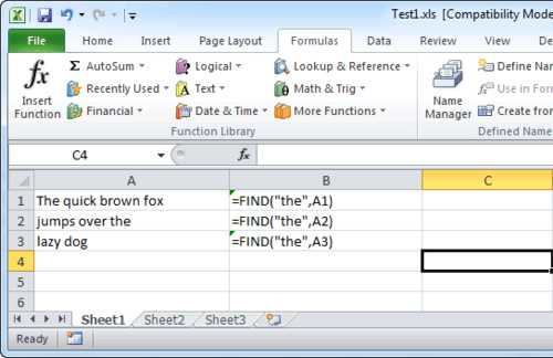 How To Use The Clean Find And Iserror Worksheet Functions In Excel. In The Below You Can See Values When I Turn Off Formula Display First One Returns An Error Because Sentence Has A Capital. Worksheet. Worksheetfunction Find Error At Mspartners.co