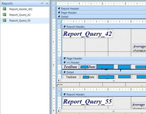 Including Footers on Subreports in Access - Microsoft Access / VBA