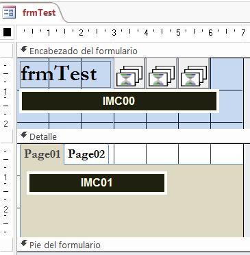 ImageList, ImageCombo and TabControl problems - Microsoft Access / VBA