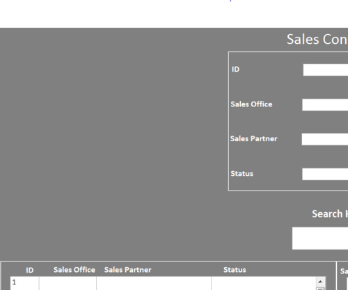 Updating a Record in a Table from a Form - Microsoft Access