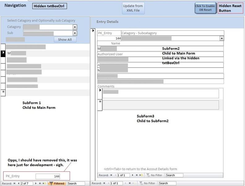 Parsing XML file - Microsoft Access / VBA